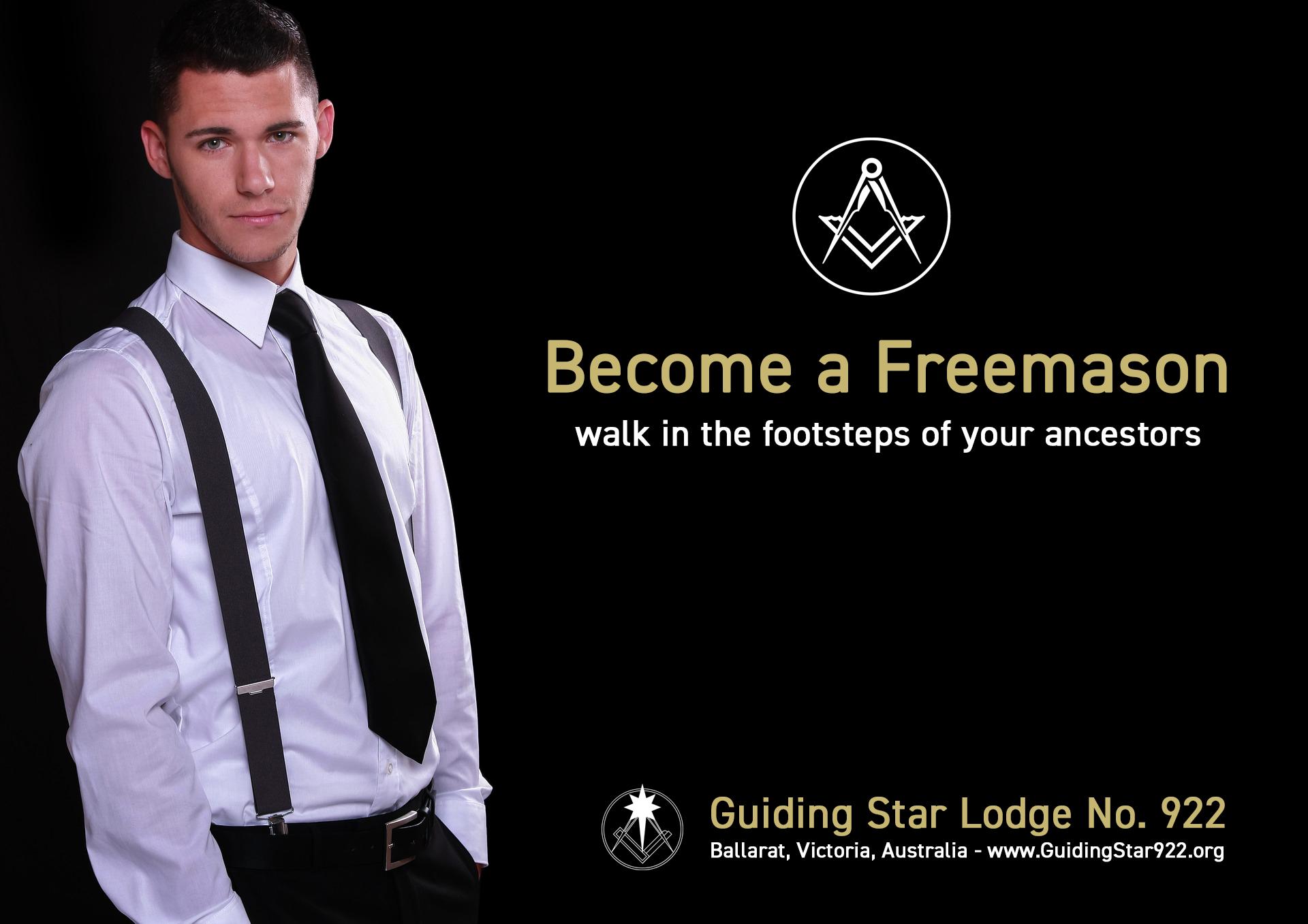 Become a Freemason